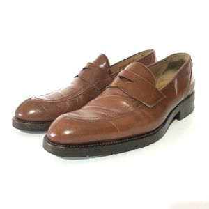 Martin Dingman Dress Penny Loafers 9 M
